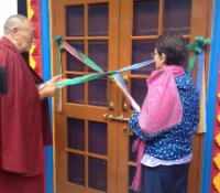 Sowa Rigpa Medical Institute Grand Opening in May 2014